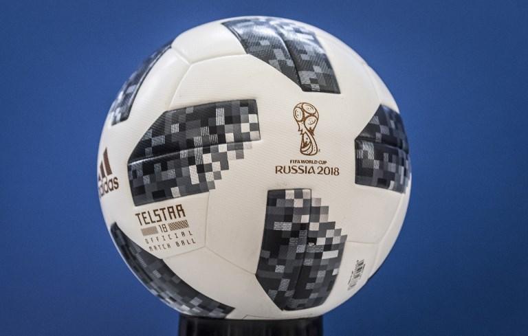 Coupe du Monde de la Fifa Russie 2018