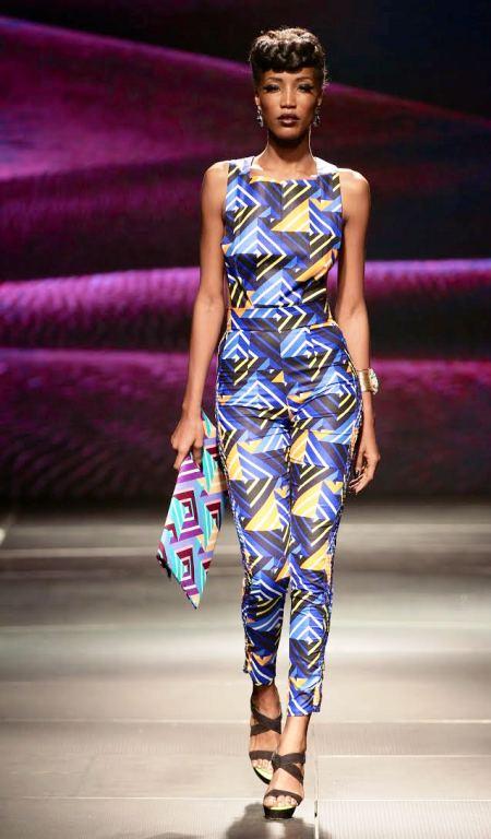 Fashion Week Kinshasa Collection