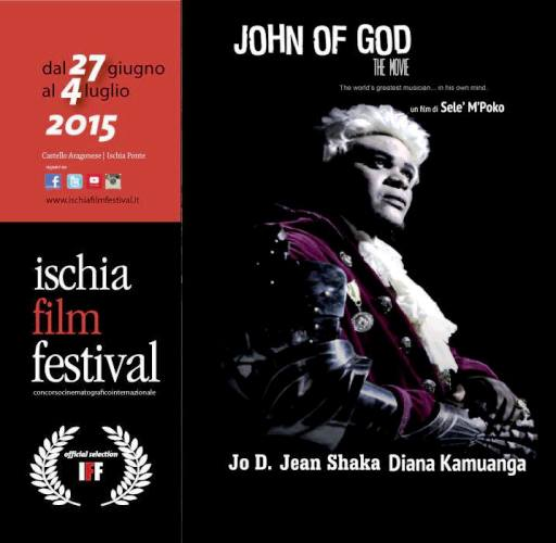 John of God the movie au festival d'Ischia