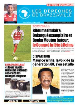 Les Dépêches de Brazzaville : Édition du 6e jour du 06 février 2016