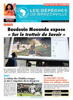 Les Dépêches de Brazzaville : Édition du 6e jour du 21 mai 2016