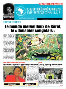 Les Dépêches de Brazzaville : Édition du 6e jour du 28 mai 2016