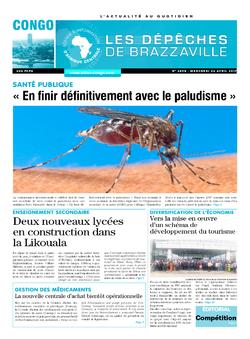 Les Dépêches de Brazzaville : Édition brazzaville du 26 avril 2017