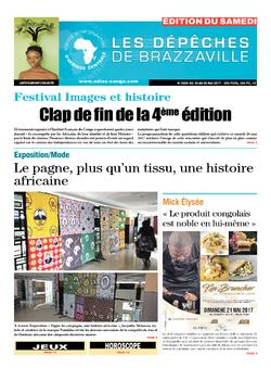Les Dépêches de Brazzaville : Édition du 6e jour du 20 mai 2017