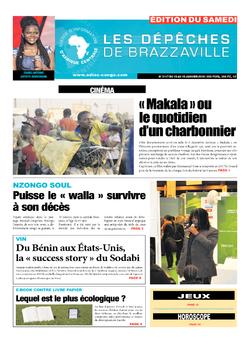 Les Dépêches de Brazzaville : Édition du 6e jour du 13 janvier 2018