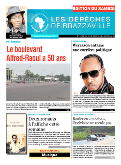Les Dépêches de Brazzaville : Édition du 6e jour du 11 août 2018