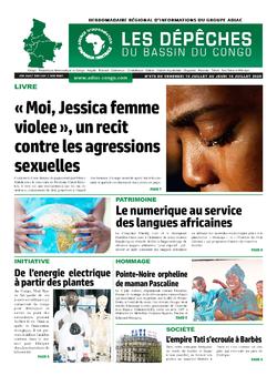 Les Dépêches de Brazzaville : Édition du 6e jour du 11 juillet 2020