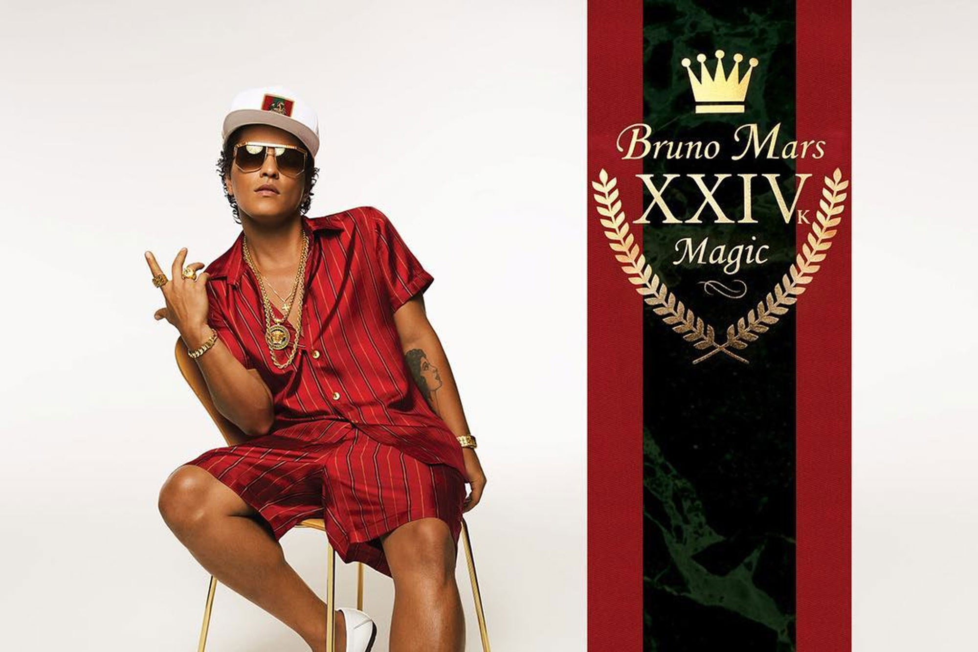 Un premier single en quatre ans pour Bruno Mars
