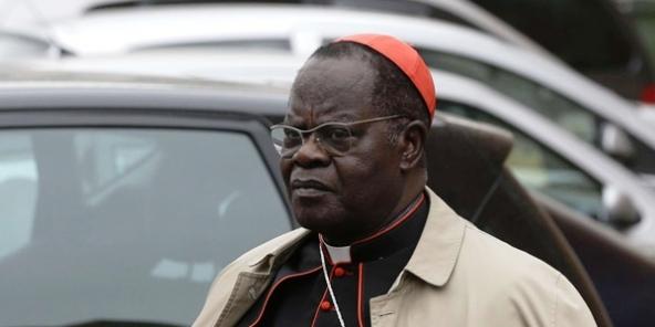 La succession du cardinal Laurent Monsengwo en marche — Archevêché de Kinshasa
