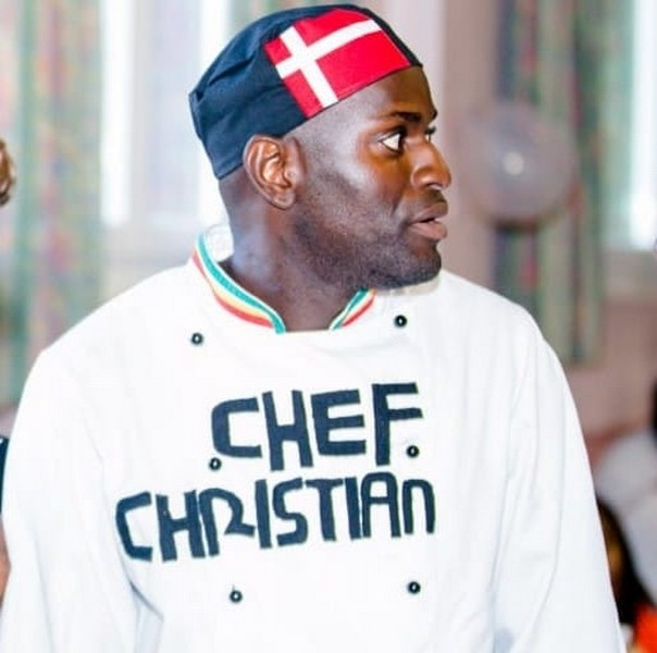 Chef cuisinier Christian