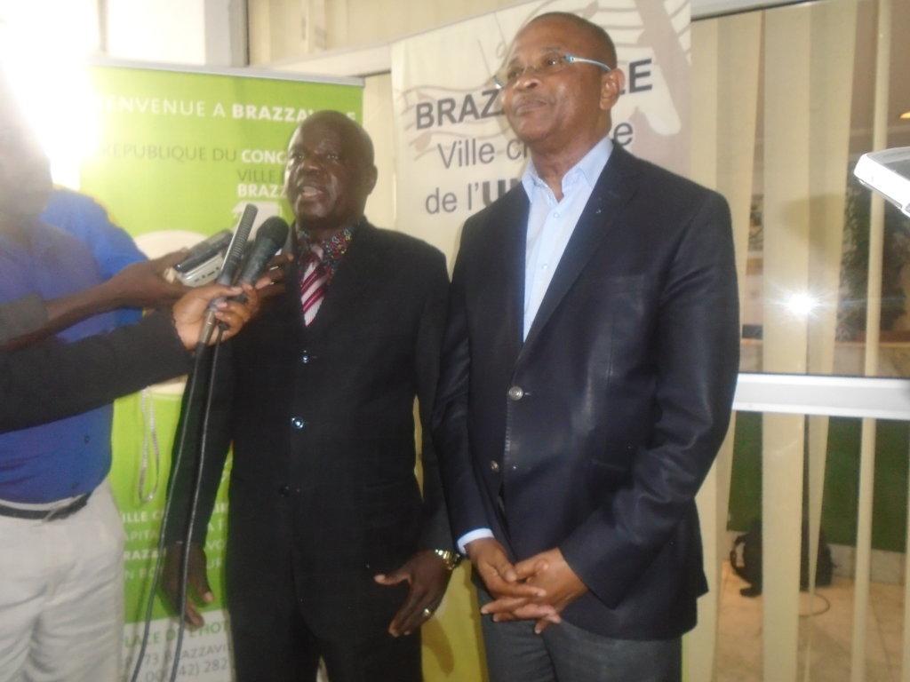 Commerce ouverture imminente de la kermesse de nkombo for Chambre de commerce du congo brazzaville