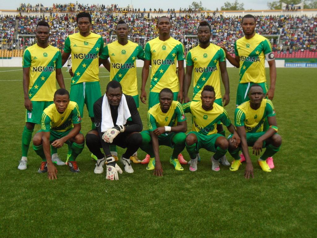Coupe africaine des clubs ac l opards diables noirs etoile du congo et cara repr senteront - Coupe africaine des clubs ...