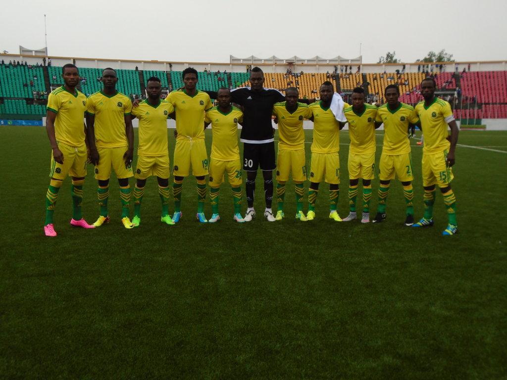 Coupes africaines des clubs diables noirs seul recal adiac toute l 39 actualit - Coupe africaine des clubs ...