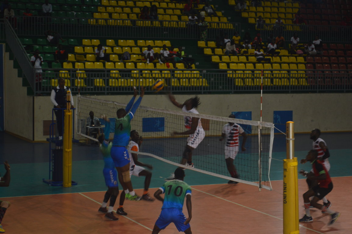Club competitions: Brazzaville at the heart of subregional volleyball