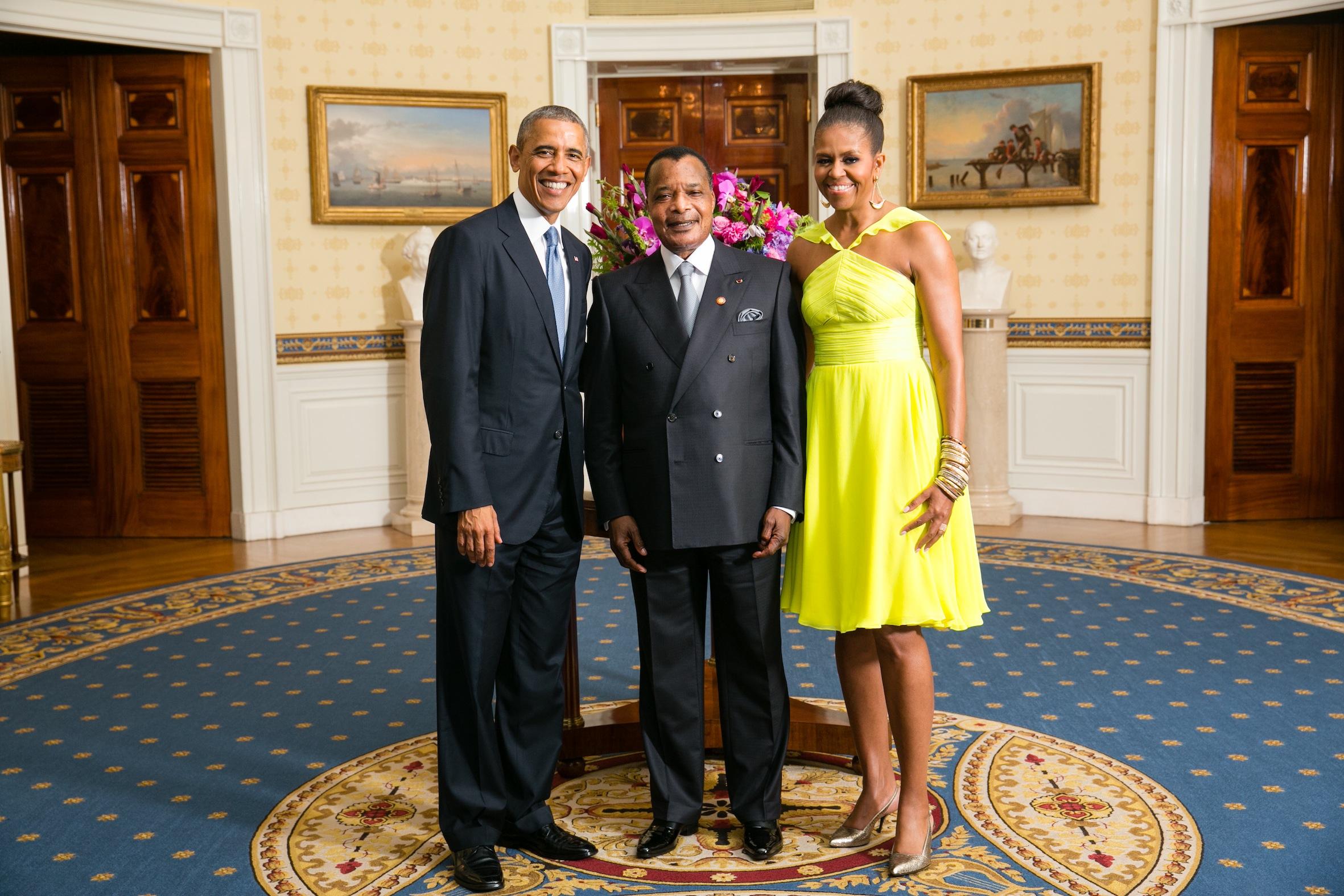 Sommet tats unis afrique les chefs d 39 tat africains for Ambassade de france washington visite maison blanche