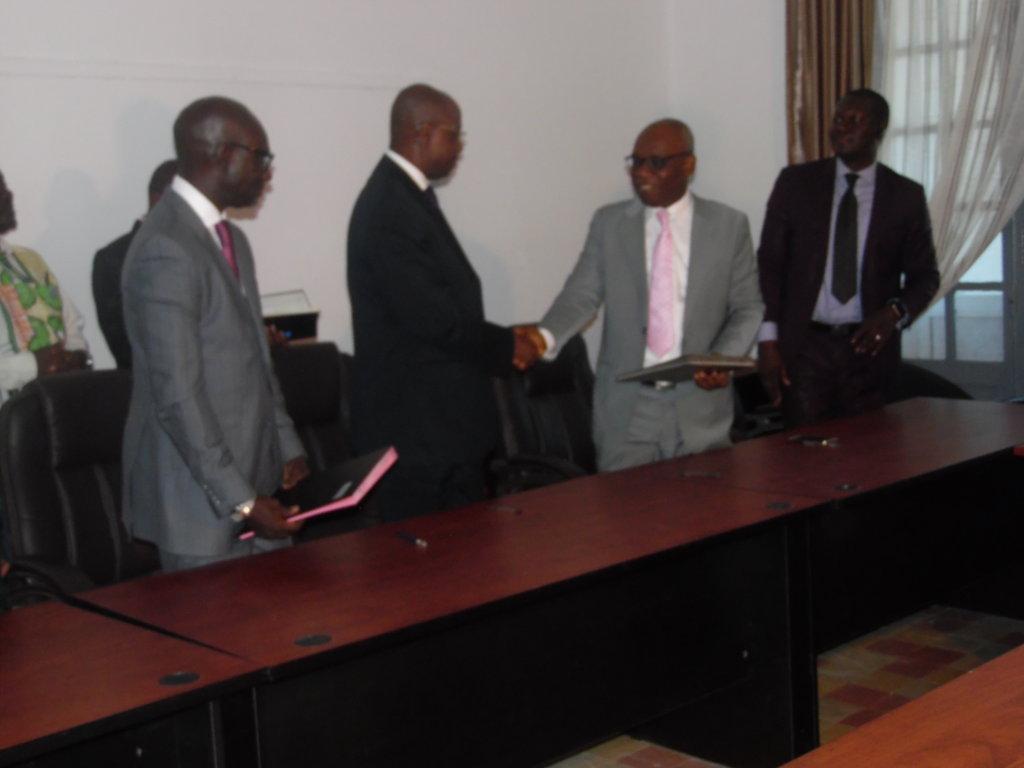 Formation la chambre de commerce et le conseil congolais - Formation chambre de commerce ...
