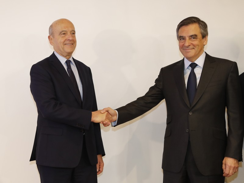 François Fillon largement en tête dans les Alpes-Maritimes