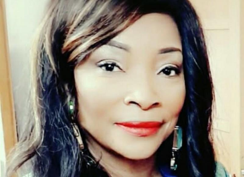 Célestine Mabiala alias Jessy Céleste, décédée dans la nuit du vendredi 3 avril