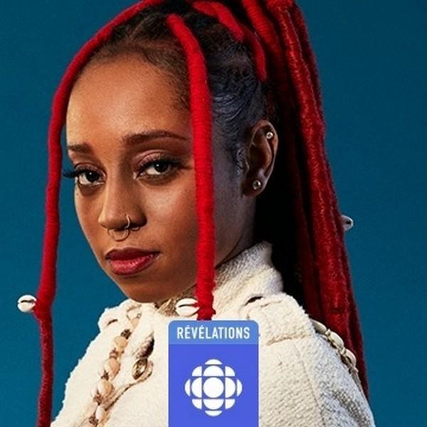 Joyce N'Sana Révélation Radio-Canada 2021-2022