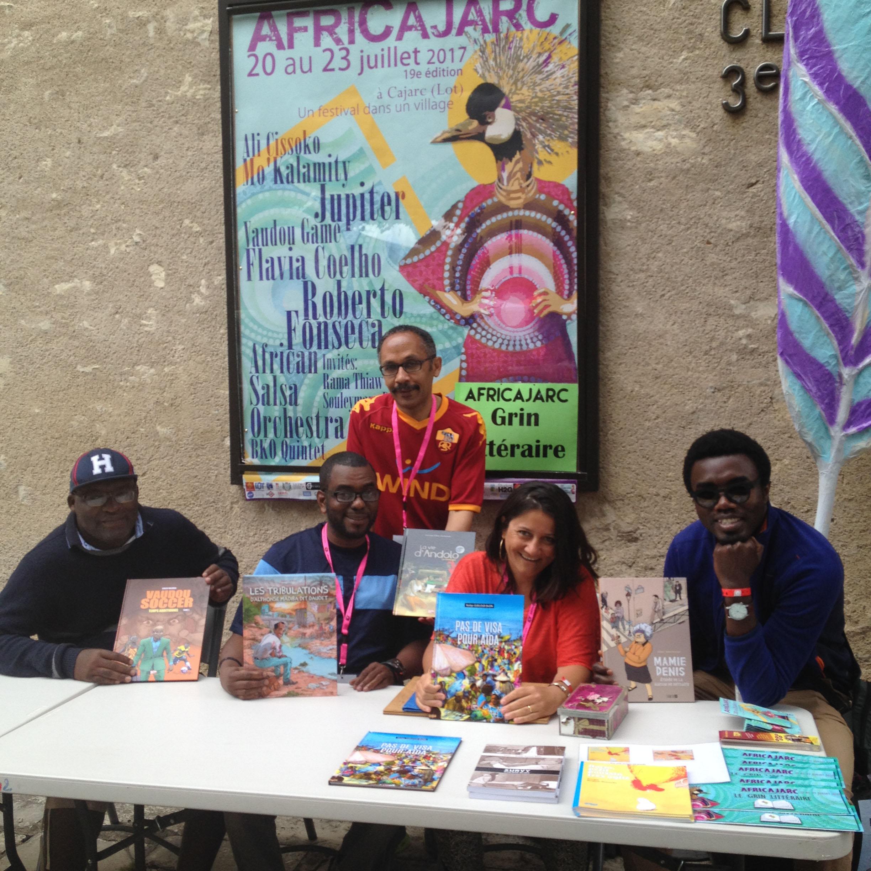 L'Afrique dessinée