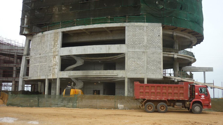 Infrastructure le port de pointe noire en attente d un for Construction de maison a kinshasa