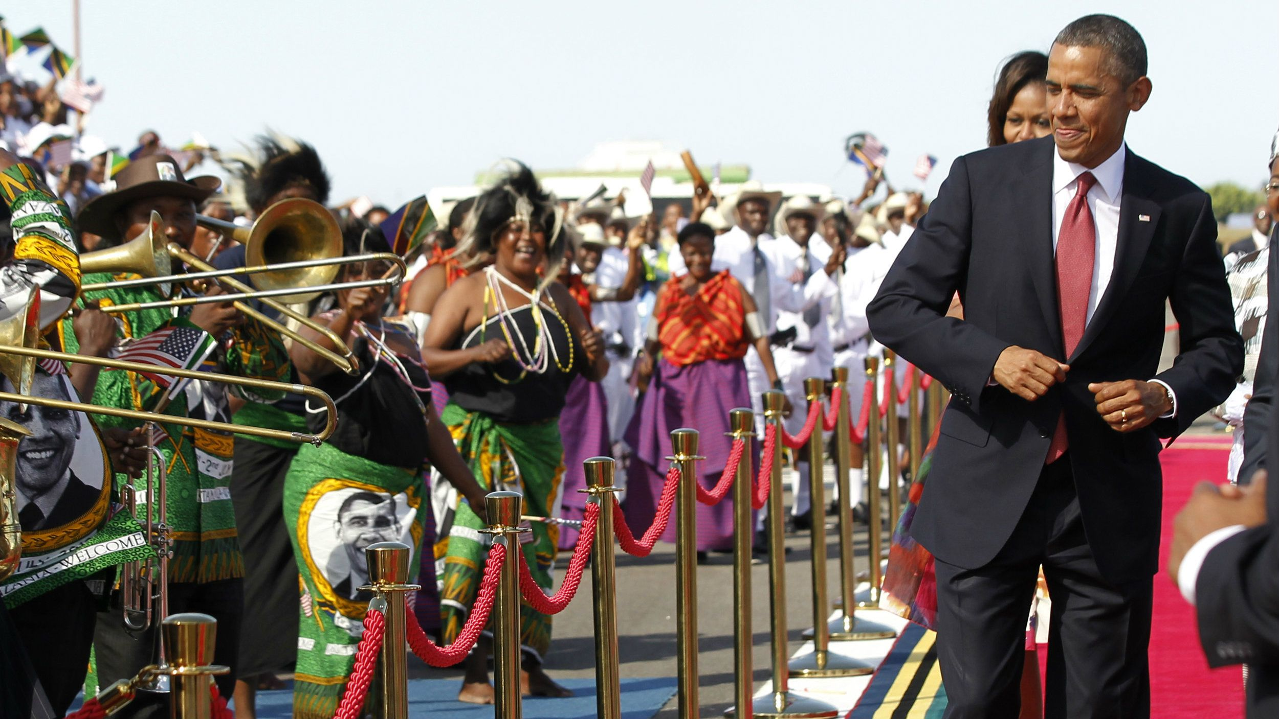 rencontre jeunes africains avec obama