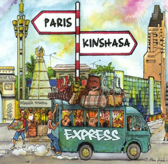 Paris Kinshasa Express