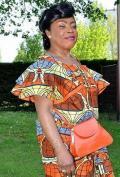 Hélène Samba, membre de la Confrérie Sainte-Rita de Paris, décédée le dimanche 29 mars en région parisienne / France