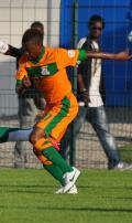 Le Zambien Rainford Kalaba a ouvert le score pour le TP Mazembe sur le terrain du Stade Malien.