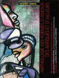 La couverture de l'Anthologie des poèmes d'amour des Afriques et d'ailleurs, Thierry Sinda