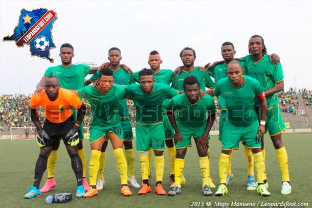 Vita Club bat Saint Georges 2-1 — Ligue des champions