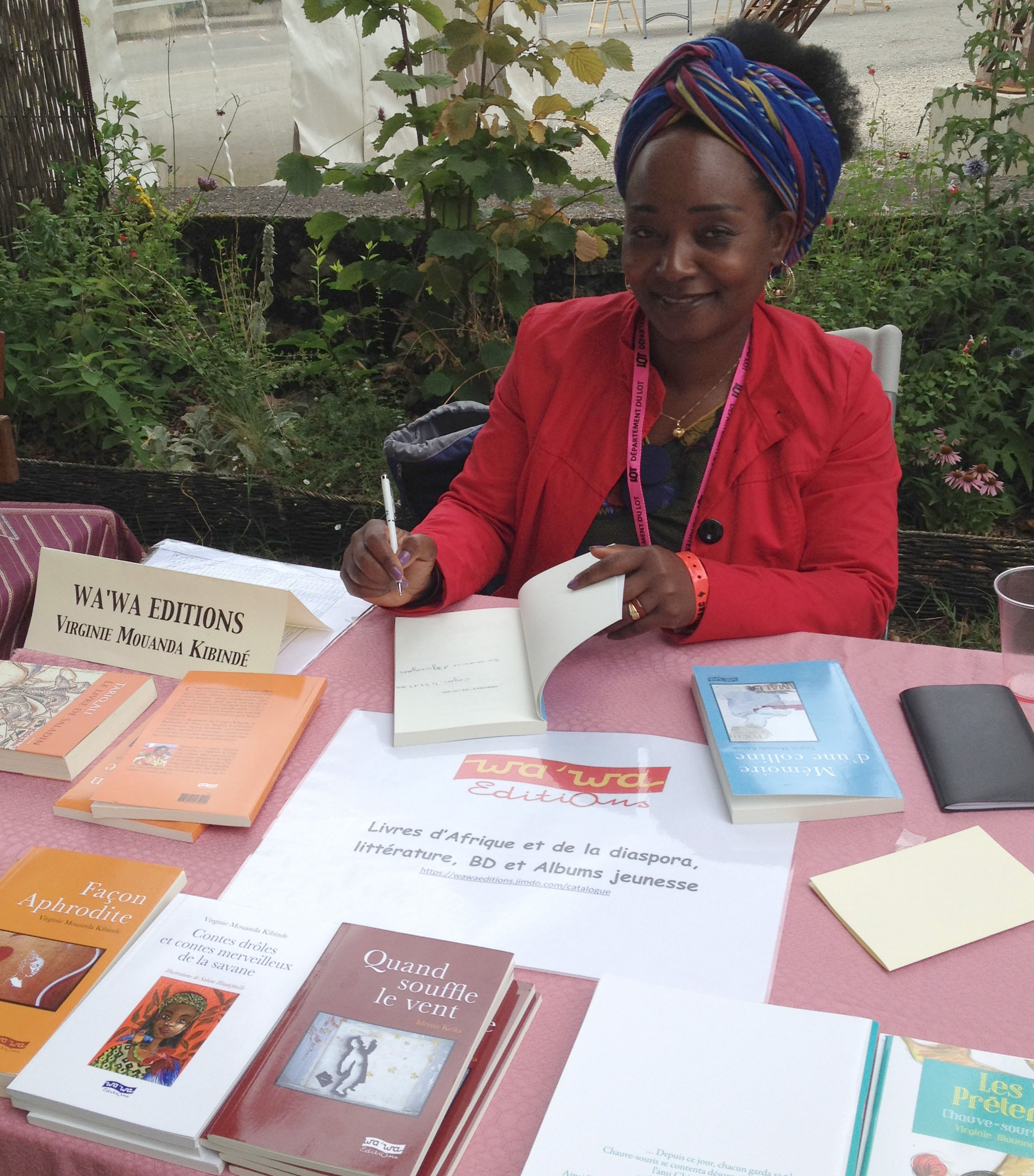Virginie Mouanda Kibindé